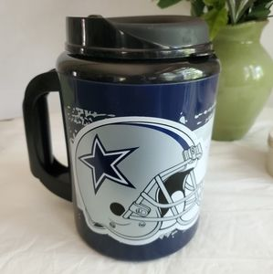 NWOT, NFL Dallas Cowboy Therma-serv Mug
